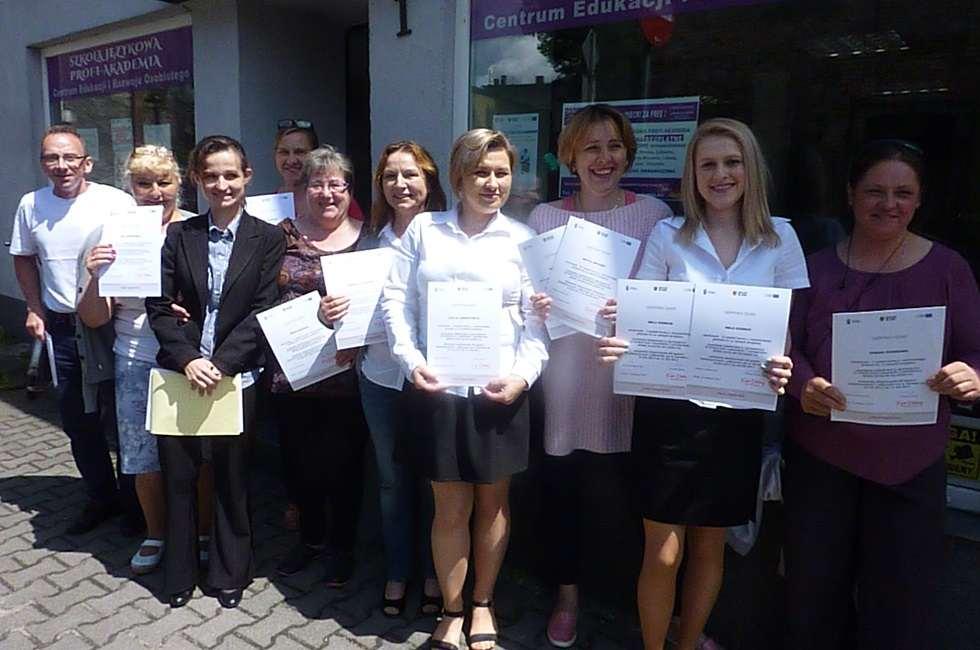 Uczestnicy projektĂłw