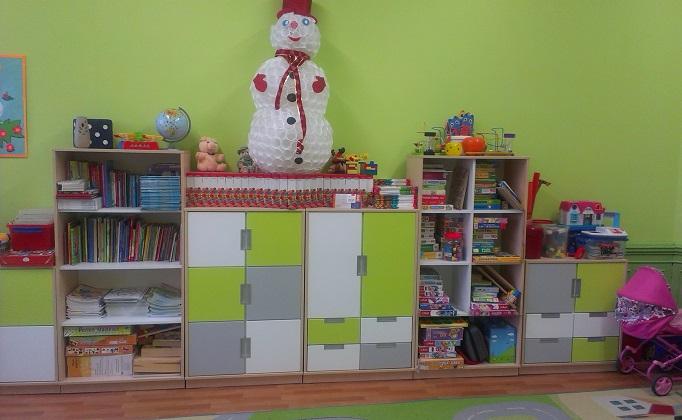 przedszkole - pokój